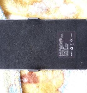 Переносной аккумулятор (чехол) для iPhone 6/6S