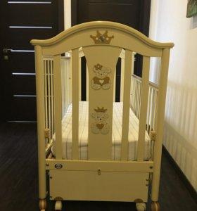 Кровать детская Pali Capriccio