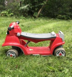Каталка-самокат Smart trike 2в1