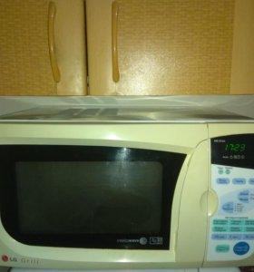 СВЧ Микроволновая печь LG MB-394A