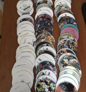 Аниме диски