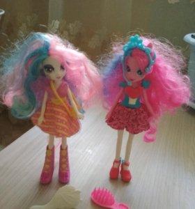Куклы-пони,оригинал