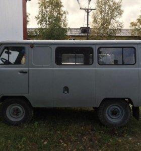 УАЗ 452, 2003