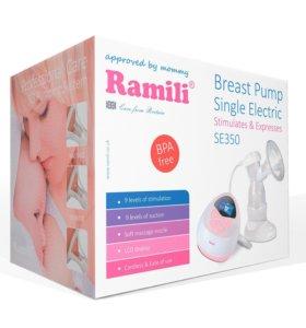 Двухфазный электрический молокоотсос Ramili SE350