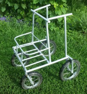 Ходунки на больших колесах для взрослых