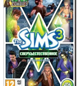 Игра Диск Sims 3