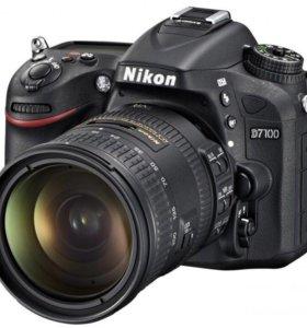 Nikon D7100 Kit 18-200 VR II