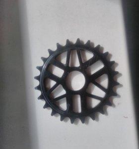 Звезда на BMX