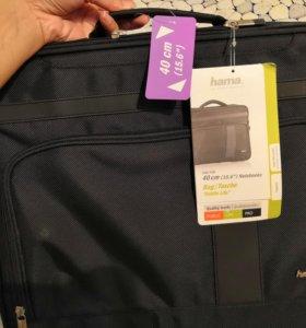 Новая сумка для ноутбука диаг до 15.6
