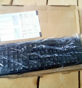 Новая клавиатура для ПК