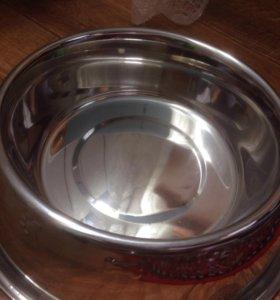 Большая миска для собак