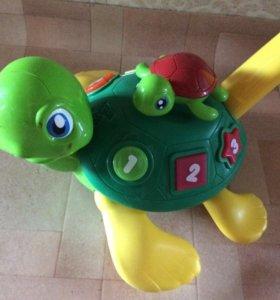 Детская игрушка-каталка