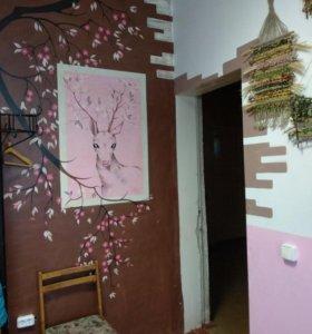 Художественная роспись стен и отделочные работы