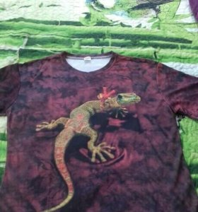 Новая футболка 3д