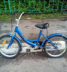 Велосипед детский для мальчика