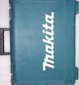 Кейс чемодан для шуруповёрта Makita
