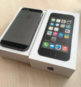 iPhone 5S Space Gray, 32Gb
