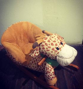 Качалка-жираф