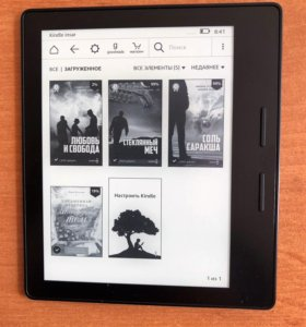 amazon kindle oasis 6""