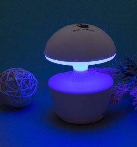 Многофункциональный светильник гриб