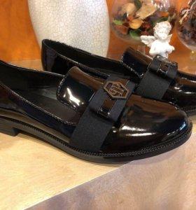 Лоферы туфли 35-40