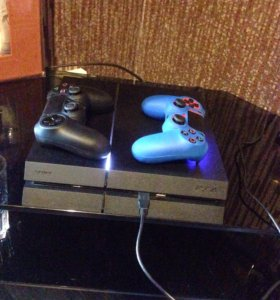 PS 4 (500 gb)
