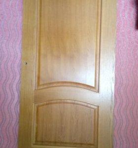 Дверь дуб