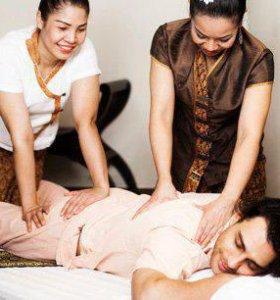 Тайский массаж Гранд мастер из Тайланда