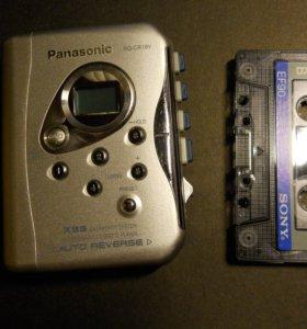 PANASONIC PLEER + RADIO