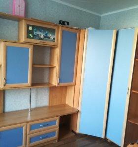 Детская стенка и шкаф