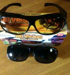 Очки солнцезащитные углублённые