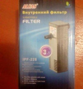 Фильтр в аквариум