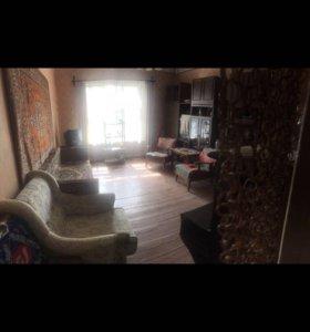 Квартира, 3 комнаты, 58.2 м²