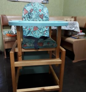 Стульчик(+стол)для кормления