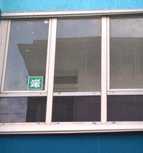 Окна на балкон (лоджию)