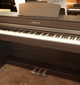 Цифровое пианино Yamaha CLP-635DW +доставкарф