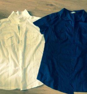 Рубашка р.46-48 2 шт.