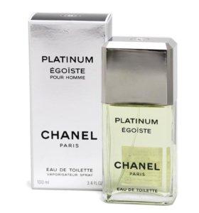 Platinum egoiste chanel 100ml