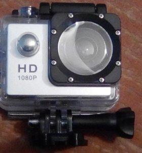 Миниатюрная экшн-камера