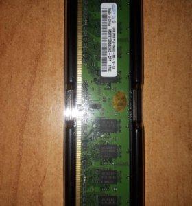 Продам ОЗУ Samsung ddr2