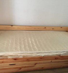 Кровать-тахта односпальная