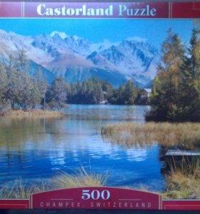 Пазл Castorland, 500 деталей