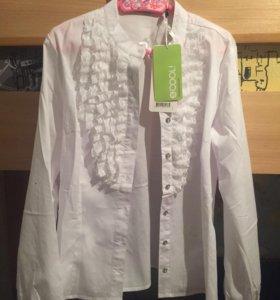 Новая рубашка для девочки