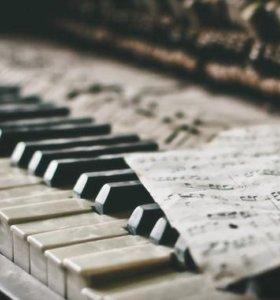 Даю частные уроки по фортепиано