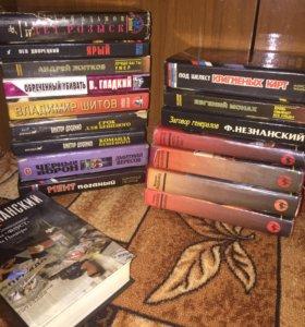 Крименальные романы и детективы лихих 90'х