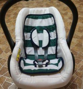 Детское авто-кресло, кресло переноска