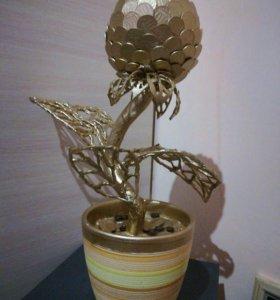 Денежные и декоративные деревца