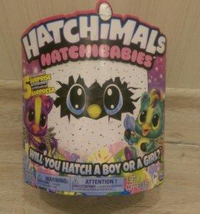 Hatchimals интерактивная игрушка