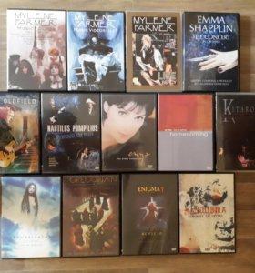 Лицензионные DVD клипы и концерты ТОРГ возможен