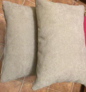 Новые подушки